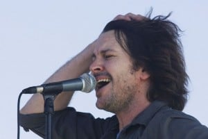 Here's a picture of Bernard Fanning. You're welcome.  [Image via ABC Broadcasting]